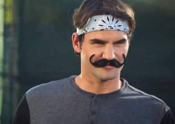 Fed Moustache