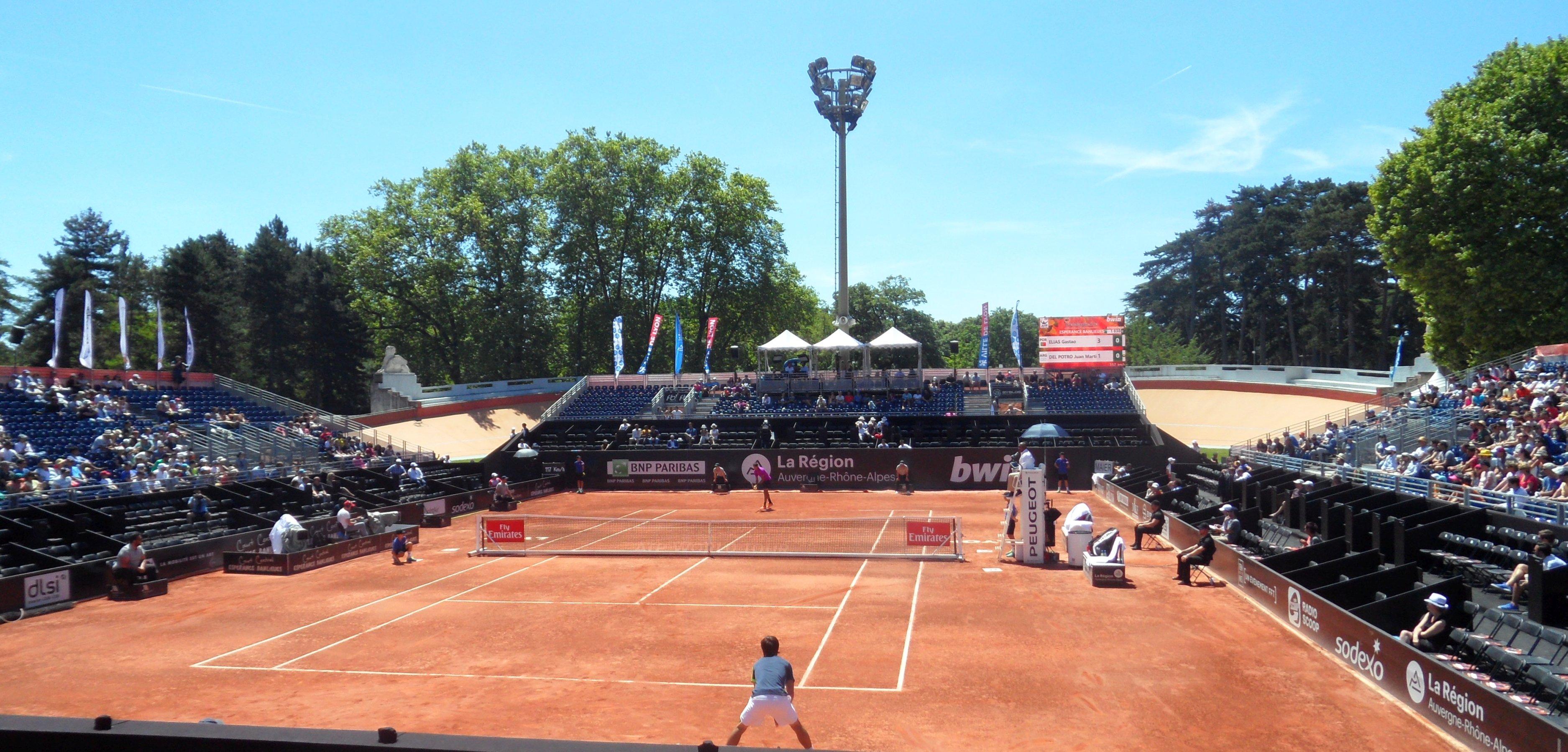 ATP Lyon Elias Delpo 1