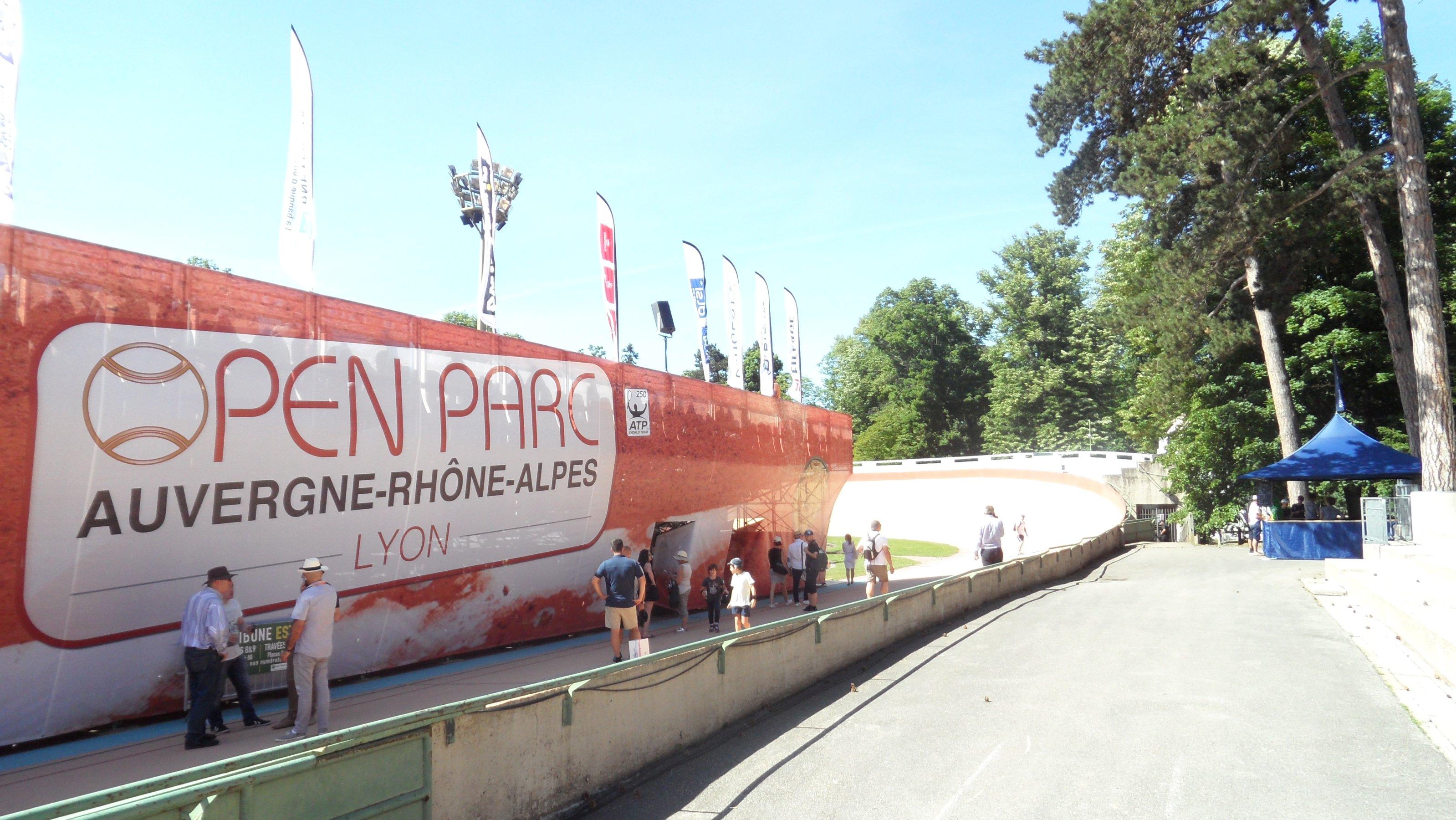 ATP Lyon Le Vélodrome