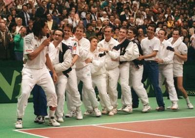 Lyon, un après-midi de décembre 1991