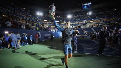 20180909 Juan Martin Del Potro v Novak Djokovic - Day 14