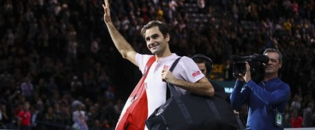 Federer Bercy 2018