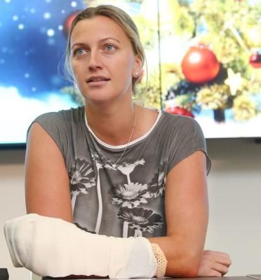 Petra Kvitova (photo SIPA)