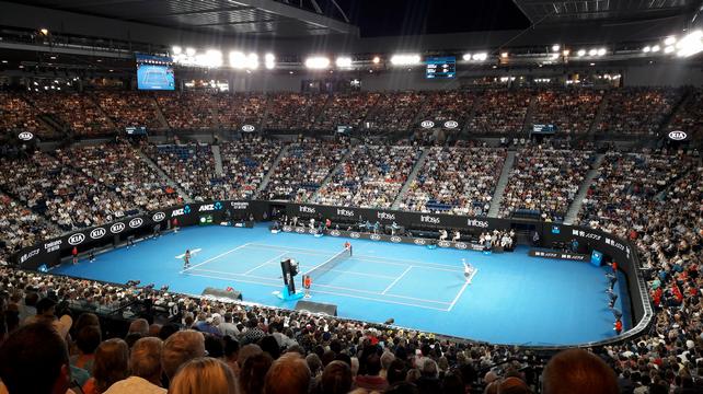 Serena vs Eugenie