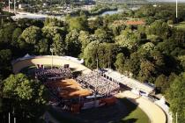 Open de tennis de Lyon parc de la Tête d'or